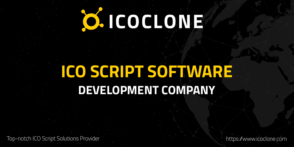 ICO Script | Buy Secured Initial Coin Offering ICO Software