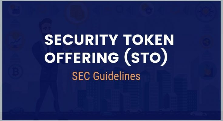 security token offering sec guidelines