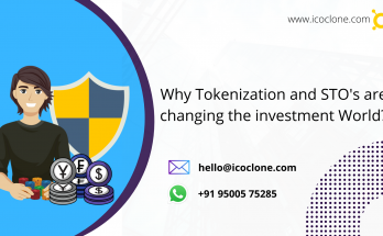 Why Tokenization and STO's are changing the investment World? - Icoclone