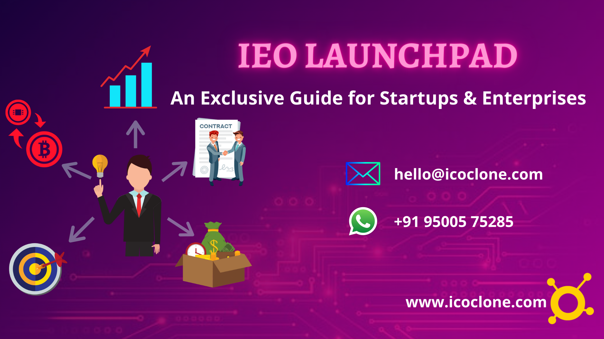 IEO Launchpad - An Exclusive Guide for Startups and Enterprises